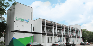greenhub serviced office