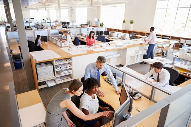 The Advantages of Renting a Serviced Office