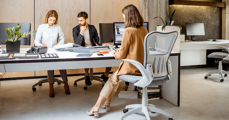 5 Most Important Impacts Of Office Design On Your Company