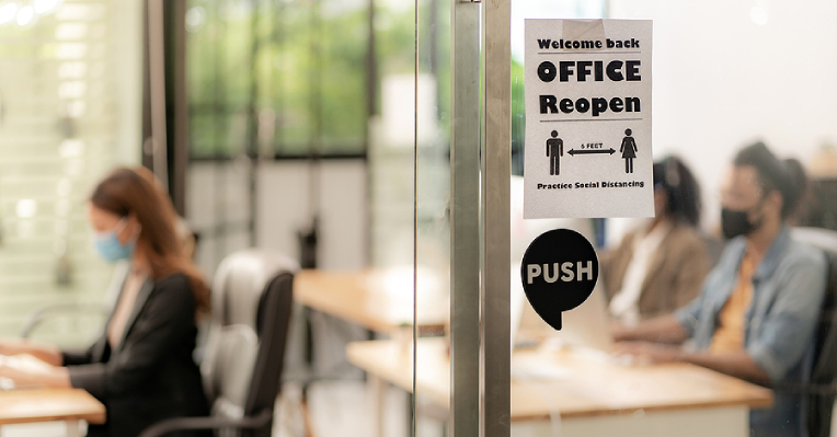 Why Do Companies Choose Coworking Spaces In The New Normal?