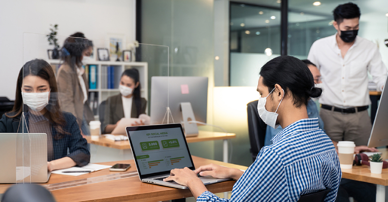 How Coworking Spaces Can Help Your Start-Up Business Thrive