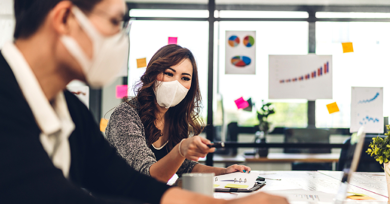 Creating A Sanitary Yet Sustainable Workspace Post-Pandemic